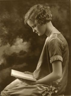 Doris Duke, taken by the Kaiden Kazanjian Studios in NYC, circa 1925
