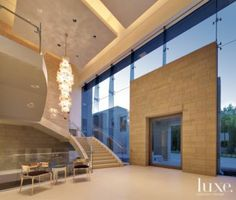 Glass Staircase | Staircases | LUXE Source