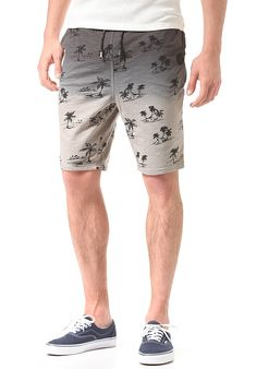 HUMÖR Lotti - Chino Shorts for Men - Grey - Planet Sports