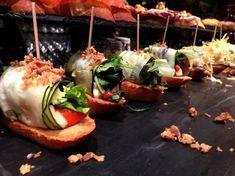 Pintxos in San Sebastián- foodie travel review (website is in Dutch)