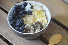 Porridge gemacht mit Thermomix