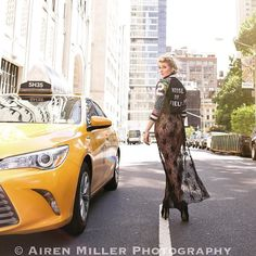 A NYC moment: when you stop traffic in a long lace skirt.  Photographer: Airen Miller @airenmiller House of Field Track Jacket/Long Lace Skirt #DavidDalrymple @daviddalrympleinc Online at House of Field #model @amberwmua Hair/Makeup #thatgirl @thatgirlstylist #stylist @officialstylechic #houseoffield @patricia_field  #fashionaddict #fashionblogger #taxi #nyccab #cheeky #cheek #blondes #followtrain #airenmillerphotography #fashionphoto #fashion #nyny #lace #skirt #sunflare #citystyle #f4f…