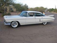 1959 Cadillac Fleetwood 60 Special Sedan