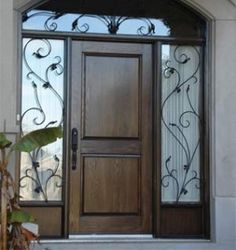 That could be my beautiful front door.