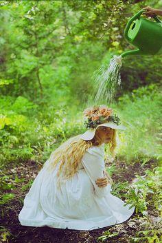 Sproutling by Lissy Elle Laricchia, via Flickr