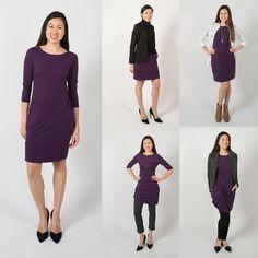 Women's Versatile Jersey Dress