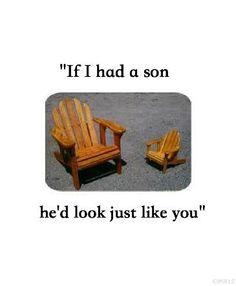 IF I HAD A SON