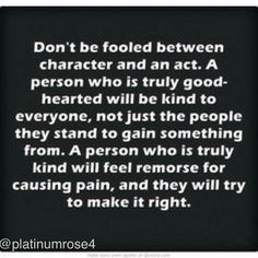 Dont be fooled