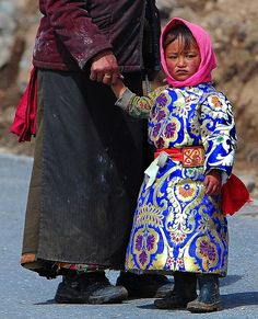 Fashion in Tibet