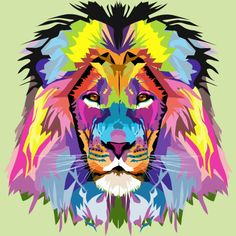 Lion Duvet Cover by Liz Swezey | Society6