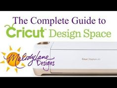 The Complete Guide to Cricut Design Space - YouTube - List of categories: https://www.patreon.com/posts/complete-guide-3736884