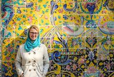 """das letzte Interview meiner Blogreihe """"Frauen reisen in den Orient"""""""