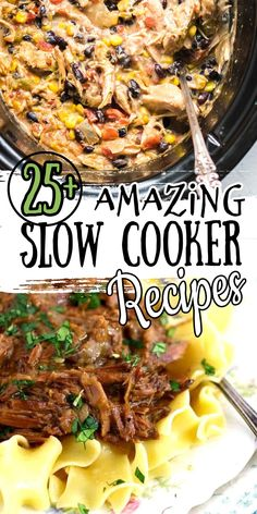 These easy slow cooker meals are almost like having a private chef. You throw the ingredients in the crock in the morning and serve dinner when you get home. Added bonus - the house smells great all day! Slow Cooker Recipes, Crockpot Recipes, Cooking Recipes, Easy Potluck Recipes, Country Dinner, Private Chef, Easy Family Dinners, House Smells, Slow Cooking