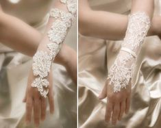 Lucy Marshall exquisite bridal gloves and vintage inspired accessories