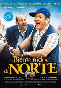 Bienvenidos al Norte (2008). DVD propio. Enlace: http://cinemagoya.blogspot.com.es/2014/10/bienvenidos-al-norte.html