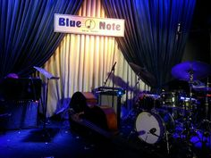 Blue Note Jazz Club in NYC
