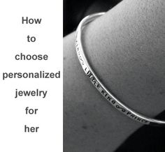How to choose personalized jewelry!