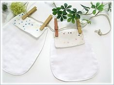 背中汗取りパッド 無料型紙 |ラ・スーラ| ベビー服 子供服 バッグの手作り パターン型紙販売