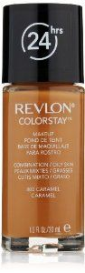 Revlon 24 hour colorstay Foundation ROCKS!! Amazing coverage that lasts all day!