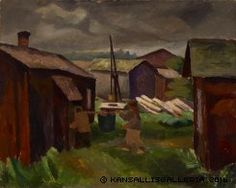 Finnish National Gallery - Art Collections - Painting