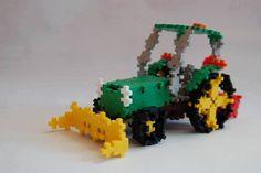 Plus Plus Construction, Construction For Kids, Plus Plus Modele, Puzzle, Lego Brick, Pre School, Toddler Activities, Crafts For Kids, Mosaic