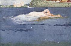 Katherine Cameron - Undine, 1907