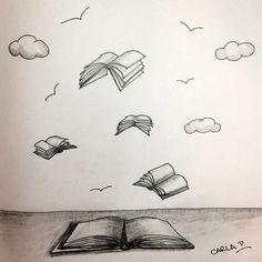 """#dia15 - Os Poemas """"Os poemas são pássaros que chegam não se sabe de onde e pousam no livro que lês. Quando fechas o livro, eles alçam vôo como de um alçapão. Eles não têm pouso nem porto alimentam-se um instante em cada par de mãos e partem. E olhas, então, essas tuas mãos vazias, no maravilhado espanto de saberes que o alimento deles já estava em ti…"""" #MarioQuintana"""