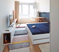 Квартира в Riverpark, в Братиславе. - Дизайн интерьеров   Идеи вашего дома   Lodgers