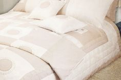 #Bed #Linen #BedLinen #Bedroom #Duvet #DuvetCover #BedSpread Make your bedroom feel like a million dollars. All products available from www.bbhsl.com Bed Linen, Linen Bedding, Bedspreads, Comforters, Bedroom Accessories, Duvet Covers, Blanket, Pillows, Home