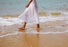 Raagas Of My Life: walking in the beach