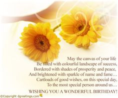Dgreetings - Send this card to your friend on his birthday and wish him or her in this sweet way.