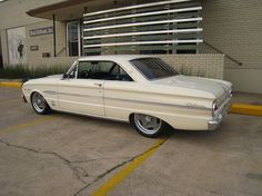 Great writeup on Andrew TX's 1963 Ford Falcon