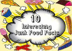 Top 10 Cool Junk Food Facts - Foodista.com