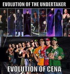 John Cena's just so... colourful, and bright. It annoys me... -.-'