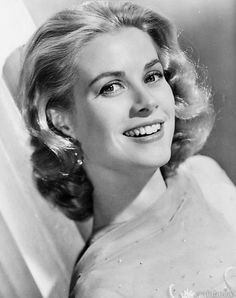 "Grace Kelly, 1956 ""High Society"""