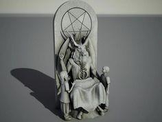 Satanists Unveil Design for Okla. Capitol Monument