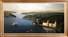 İlhan Kılınç RESSAMLARIMIZ - İlhan Kılınç Simurg Sanatevi - Türkiye'nin Birinci Sınıf El Yapımı Yağlıboya Tablo Mağazası