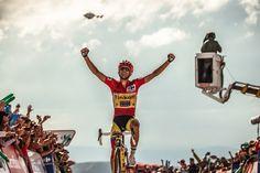 Fotographia De La Vuelta: Stage 20 ‹ Peloton