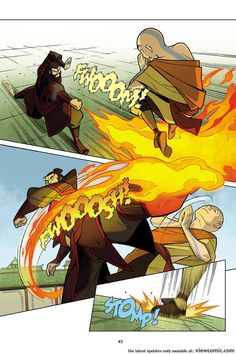 Avatar – The Last Airbender – The Promise Part 1 (2012) | View Comic