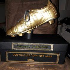 Gouden voetbalschoen