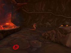 ''Old Ragefire Chasm'' map i found on VRChat. #worldofwarcraft #blizzard #Hearthstone #wow #Warcraft #BlizzardCS #gaming