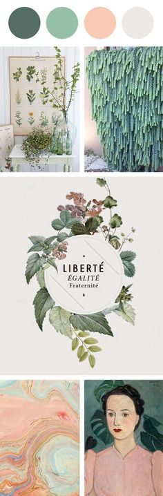 lovely color palette moodboard visual design graphic design inspiration pastel color