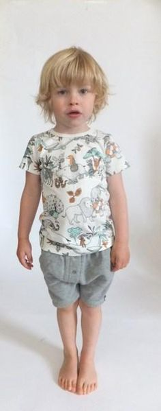 Aarrekid T-shirt To The Beach - Kinderen - Guten Appetit