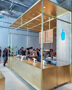 Pasión innata en Blue Bottle Coffee – LUSTER Magazine