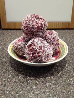 Vegie balls - C - Good!