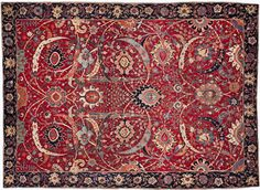 World's Most Expensive Rug;  Clark Sickle-Leaf Carpet Persian rug sold for $ 33.7 million. Became the most expensive rug in the world. We can create with the best materials the almost authentic replica price starts from $67,550 for more info send us email.