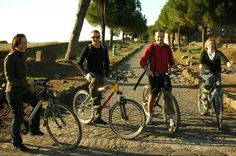 Ancient Appian Way, Catacombs and Roman Countryside Bike Tour - Lonely Planet