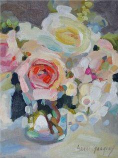 """Bud Vase,"" by Erin Gregory, Gregg Irby Fine Art Gallery"
