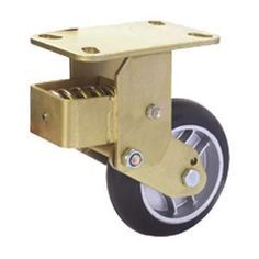 "Name:Shock absorber casters,Shock absorbing castors Wheel Material:Rubber Size:5"" x 50mm ; 6"" x 50mm ; 8"" x 50mm  Loading Capacity:350kg ~ 450kg Bearing Type:Dual Ball Bearing Type Optional: Rigid,Plate Swivel Purpose:used on some special equipment which need resistance shocking."