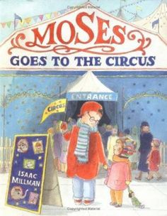 Moses and his family are going to the circus. Not just any circus but the Big Apple's Circus of the Senses! In a single ring, there are acts by trapeze artists, acrobats, elephants, horses, and clowns, all specially designed for the deaf and hard-of-hearing and the blind. Moses's little sister, Renee, isn't deaf but is learning sign language, and Moses loves teaching her the signs for their day at the circus.  Detailed diagrams of the signs are included so that readers can learn along with…